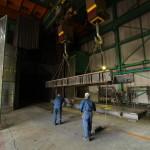大きくて重い製品は富士工場の旧工場で!